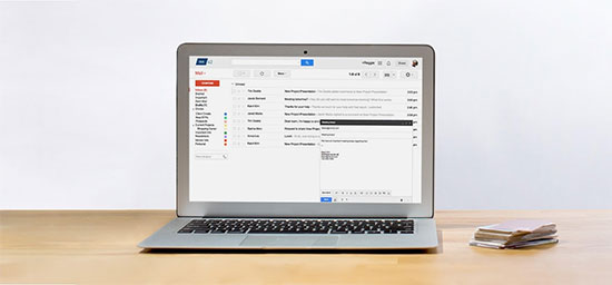 cuenta de correo profesional g suite gmail