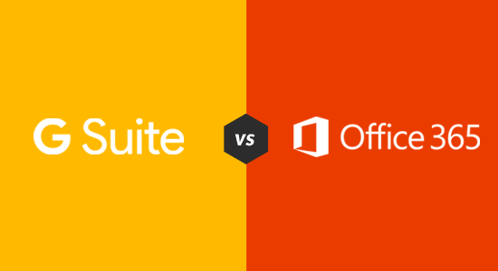 g suite vs office 365 cual es mejor
